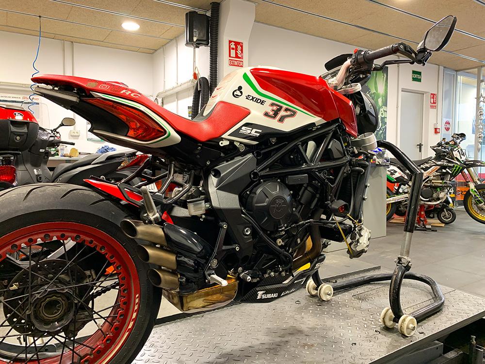 Reparación de Motocicletas Baix Llobregat